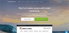 """Rip Curl has used Campaign Monitor to send beautiful, engaging email campaigns with appropriate content that drive sales and brand communication.Bombshell Series email campaign showcases Rip Curl's incredible surfers, as well as the must-have styles from their Bombshell wetsuit line, encouraging subscribers to """"shop now"""".This campaign has added volumes to the sales. Have a look at the newsletter here."""