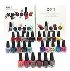 Nail Polish: Opi Mini Polish Kit Color Is The Universal Language 26Pc Fast, Free Shipping! -> BUY IT NOW ONLY: $56.99 on eBay!