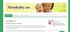 En herlig side om babyer, barn, oppdragelse, amming og lignende temaer - http://www.litenbaby.no/ #amming #barn