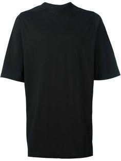 RICK OWENS DRKSHDW T-Shirt Mit Oversized-Ärmeln. #rickowensdrkshdw #cloth #oversized-ärmeln