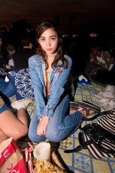 Disney Kid Rowan Blanchard Continues to Amaze Us With Her Opinions on Feminism Sabrina Carpenter, Celebrity Pictures, Celebrity Style, Rowan Blachard, Riley Matthews, Disney Actresses, Girl Meets World, Famous Girls, Girl Crushes