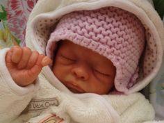 Reborn baby realistic newborn Josie by Tasha by CoLourFesT on Etsy