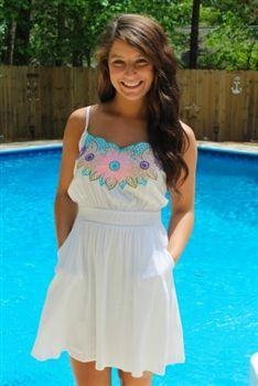 I MUST get this dress for the summer!!!!! I love it so much!
