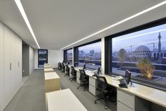 Fantoni Headquarter Office,© Deed Studio