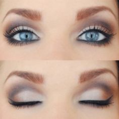 Beautiful shading, emphasize the coloration of the eyes.