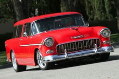 Home Improvement 55 chevy nomad