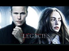 Poster A3 Legacies The Vampire Diaries Hope Mikaelson Serie Cartel 03