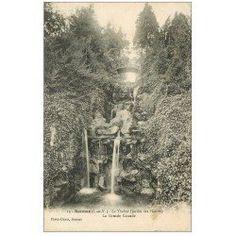 RENNES - Le Thabor - Cascade