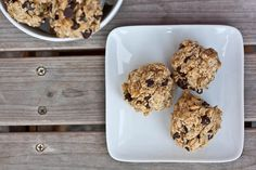 No sugar oat cookies