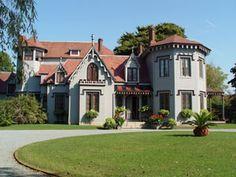 Kingscote, Newport, Rhode Island via Newport Mansions