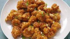 You Won't Be Able To Stop Eating This Honey-Garlic Cauliflower