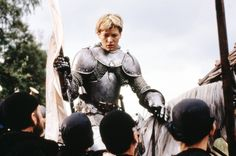 Milla Jovovich in The Messenger: The Story of Joan of Arc (1999) Directed by Luc Besson