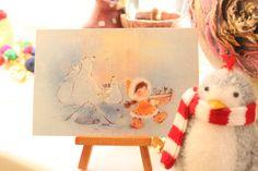 """Ekaterina Babok """"Three bears"""" from Russia"""