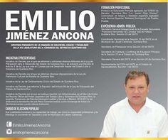 Periodismo sin Censura: Emilio Jiménez Ancona caminando correctamente