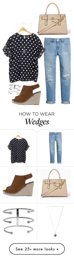 """""""School days"""" by emccomb-14 on Polyvore featuring White House Black Market, Otis, Jennifer Fisher and Forever 21"""