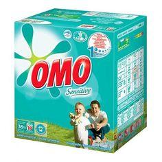 Стиральный порошок OMO Sensitive для белого и цветного белья   Финские товары по низкой цене