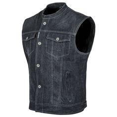 Les 11 meilleures images de vests | Gilet cuir, Vestes de