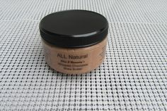 Whipped Chocolate Shea Butter