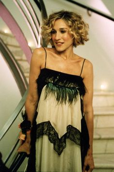 Carrie - Hair - SATC - Season 5 - Plus One - SJP