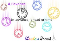 Get a head start on your #French studies with this timely French expression. #lawlessfrench #learnfrench