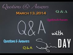 March Live Q&A with Sylvia Day! - YouTube