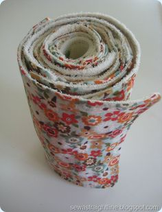 Kitchen towels for replacing paper towels. I wanna do this.