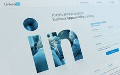 LinkedIn Light Concept