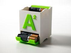 Caja Pilas AAA