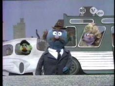 Sesame Street and Fun #9 Transportation: Spanish Clip