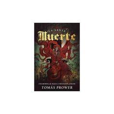 Santa Muerte by Tomas Prower                                                                                             H558-BSANMUE