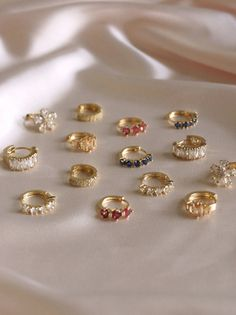 Cute Jewelry, Jewelry Shop, Jewelry Accessories, Fashion Accessories, Fashion Jewelry, Accesorios Casual, Love Ring, Diamond Are A Girls Best Friend, Pearl Earrings