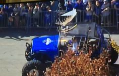 The famous Moose truck