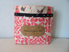 Like the design, use for inspiration: Microwave Baked Potato Bag