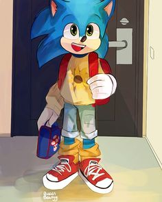 Sonic Funny, Sonic 3, Sonic And Amy, Sonic And Shadow, Sonic Fan Art, Sonic The Hedgehog, Hedgehog Movie, Hedgehog Art, Shadow The Hedgehog