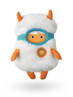 YetYet - Totoya Creatures for iPhone and iPad - Child proof ipad case. Slip your ipad or ipod touch and it is a cute interactive toy.