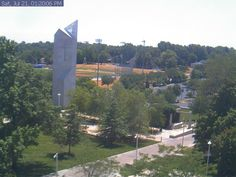 Rockhurst University Webcam Well this is a little creepy. You can see me on this depending on the time of day lol