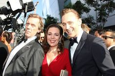 #TomHiddleston #HughLaurie #OliviaColman #emmys #TheNightManager