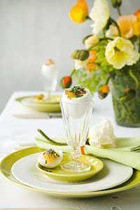 Kaviaarimunat | Pääsiäinen | Reseptit | Valintatalo