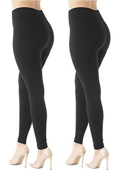 (My review of Warm Fleece Lined Leggings for Women - Ultrasoft Premium Quality - High Waisted Slimming - 10 Winter Colors by NYFC) -  Stay Warm and Look Great! With these New York Fashion Club Fleece Lined Leggings, look stylish, dress them up or down, and enjoy the super soft and warm fleece. These NYFC leggings feature a soft, fleece lined interior and a high-waist compression top with the perfect stretch to contour your...