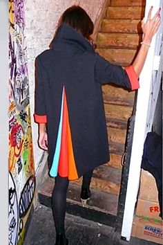 Mydol's Harlequin coat
