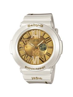 WANT. NOW. Baby-G x Ke$ha #Casio #BabyG #Kesha