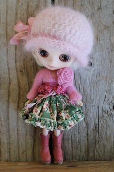 https://flic.kr/p/d65CEu | New Clothes | hat by Cooper Dolls