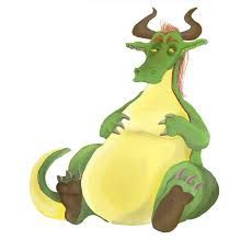 Image result for fat dragon image