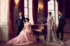 The Crown and Elie Saab - Oh my!!  On The Crown And Our Fascination With The Royal Family | British Vogue