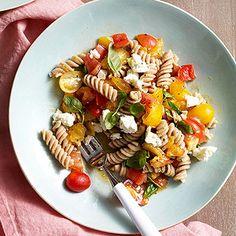 Fresh Tomato Pasta (via Parents.com)