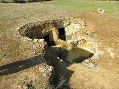 Anghelu Ruiu ruins- Sardinia