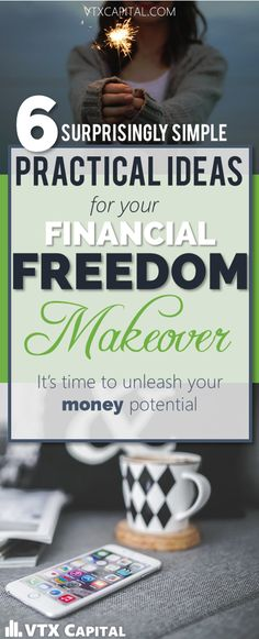 We all want financial freedom. Here are 6 actionable steps you can take today to put yourself in a better financial position. Money Tips | Personal Finance Advice | How to Make Money