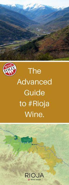Dive deep into #Rioja & #Tempranillo.