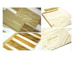 Wheatfields by Kaitlyn Mackey, via Behance