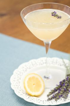 Ingredients: Add the following to a shaker glass filled with ice: 2 oz. Siete Leguas Blanco Tequila 1 oz. Rose pedal water 1 oz. Lavender water 1 oz. St Germaines Elderflower Liquor 2 oz. fresh squeezed lemon juice 1 oz. simple syrup Directions: Pour 1 ounce of agave nectar into bottom of a margarita glass. (You can find agave nectar in health stores and specialty grocery stores.) Add ice to the glass. Shake and strain shaker into the glass Source: Mixologist Todd DeSilva, InterContinental ....